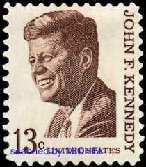 John-F-Kennedy-Briefmarke-USA