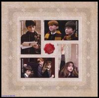Harry Potter - USA 2013 - MiNr 5017