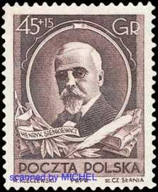 henryk-sienkiewicz-auf-briefmarke-polen-5