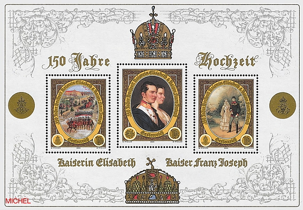 kaiser-franz-joseph-briefmarkenblock