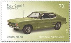 "Serie ""Klassische Deutsche Automobile"": Ford Capri 1"
