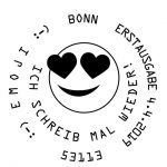 Stempel Bonn Emoji