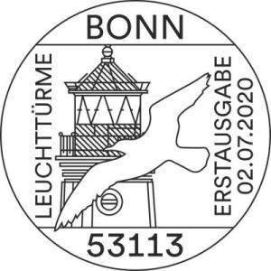 Stempel Bonn Schleimünde