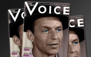 Voice 54 erschienen