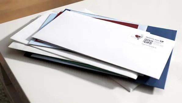 Beispiele und Tipps | Deutsche Post | Briefe und Postkarten