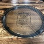 Jack Daniels Whiskey Barrel Pub Table Deutsch Furniture Gallery