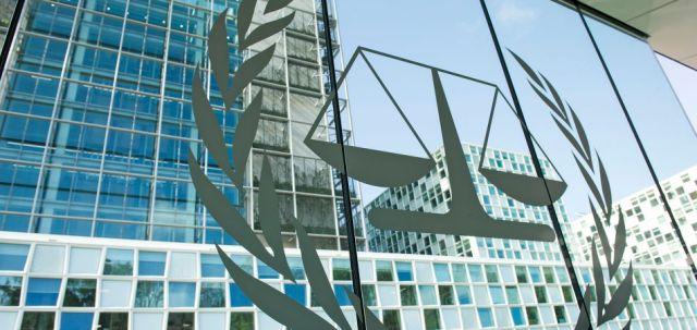 Budynek Międzynarodowego Trybunału Sprawiedliwości w Hadze.