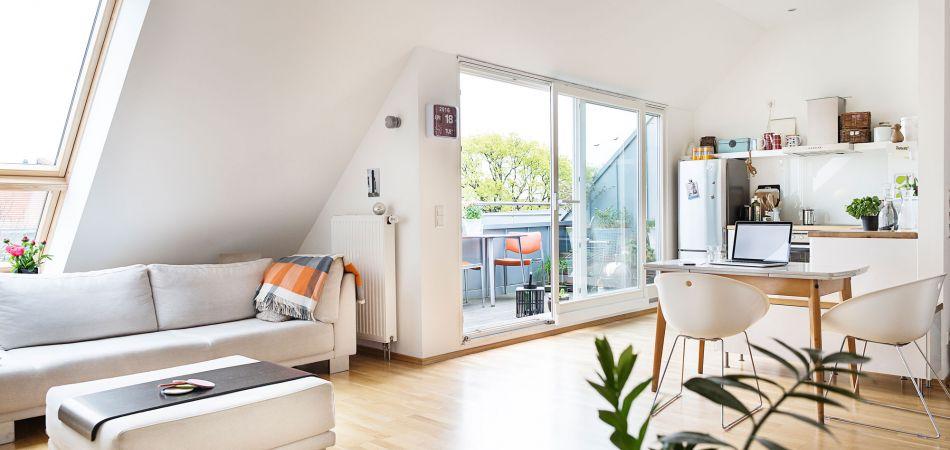 Wie Deutschland wohnt Die typisch deutsche Wohnung