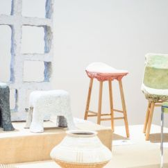 Chair Design Bangkok Plywood Lounge Upcycling Exhibition Pure Gold In Turning Trash Into