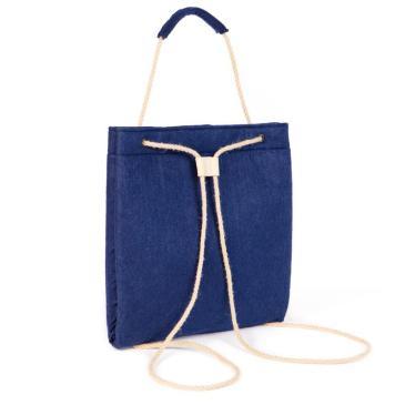 Rossi Taschen Study Bag Navy Back