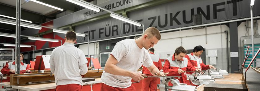 DEUTZ AG Apprenticeship
