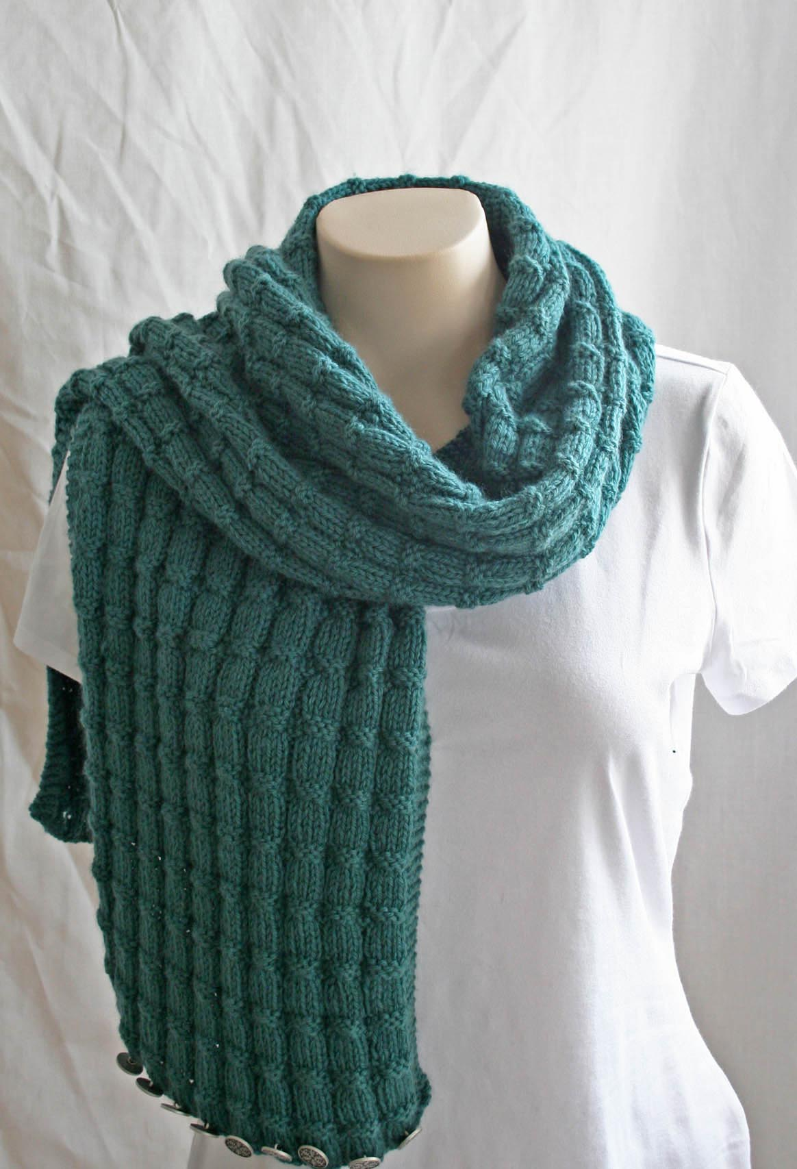 How to Knit this Beautiful Knitting Spruce Cowl for Free