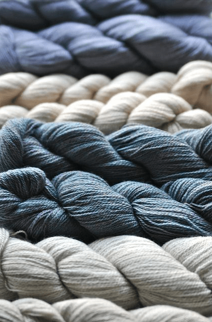 Stormy Shades Yarns