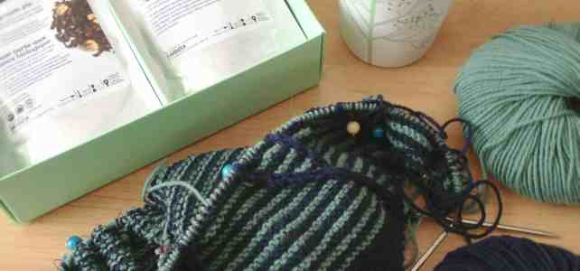 Project 365 : Knitting in Progress