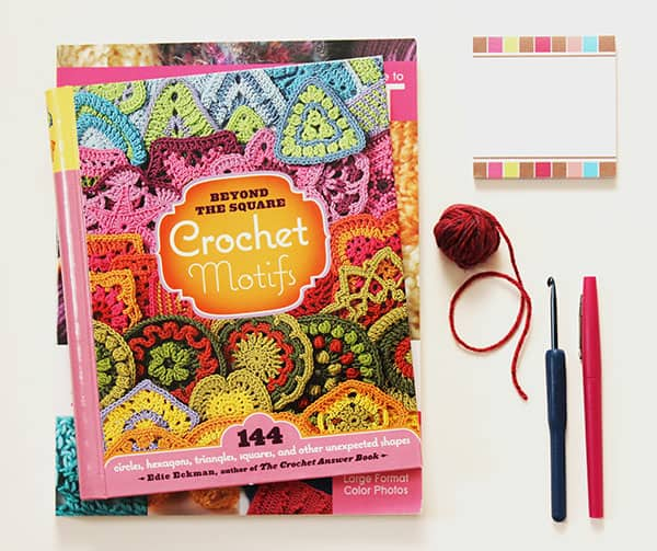Crochet Book Beyond The Square Crochet Motifs