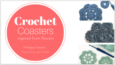 Free Crochet Coasters eBook