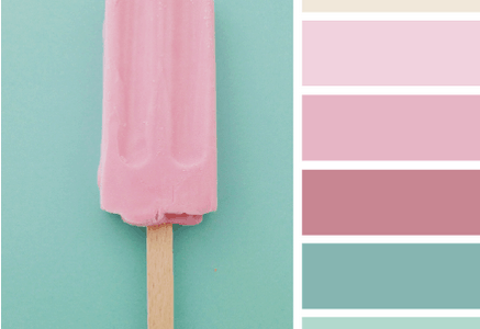 { Summer Chill } A Colour Palette from Design Seeds