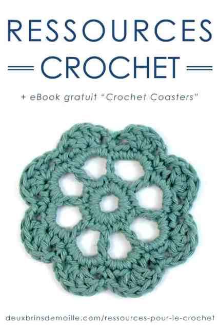 Ressources pour le Crochet | Deux Brins de Maille