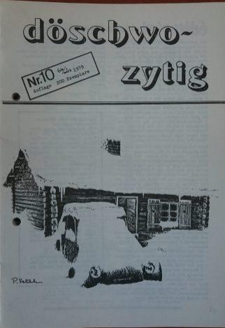 döschwo zytig 79