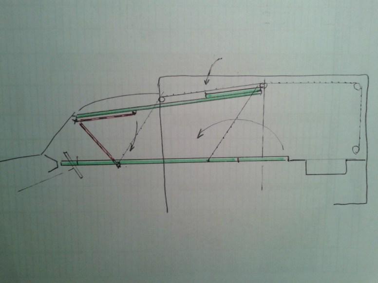 Acatrail Von Francis Principe Repliage Lit
