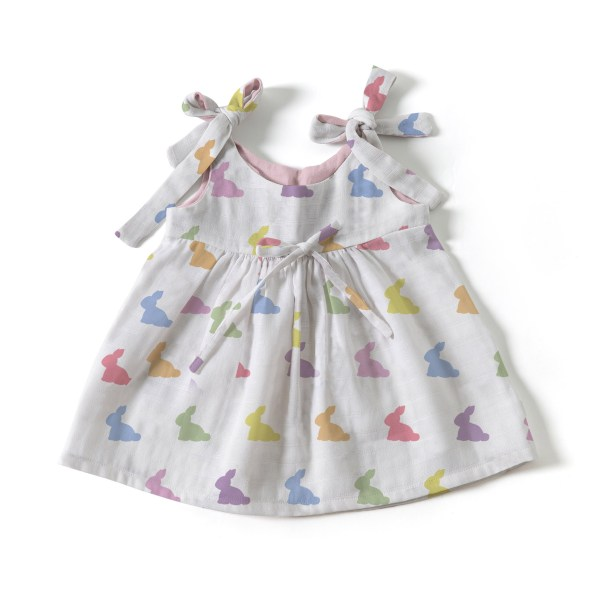 rainbow-lapin-muslin-bebek-elbise