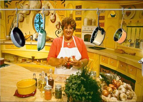 Maïté est heureuse, elle cuisine ! Soyez comme Maïté, cuisinez et adoptez une alimentation saine