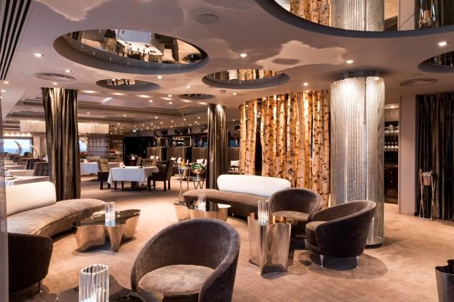 Hotel Okura Amsterdam - Ciel Bleu lounge (2)
