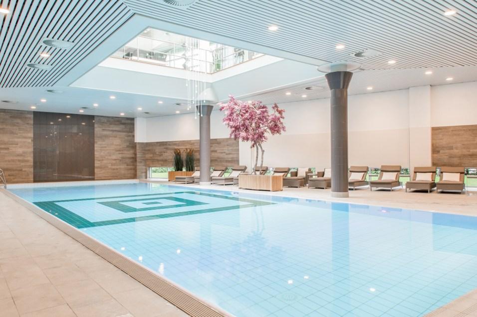 Hotel Okura Amsterdam - Nagomi Health - Swimming Pool
