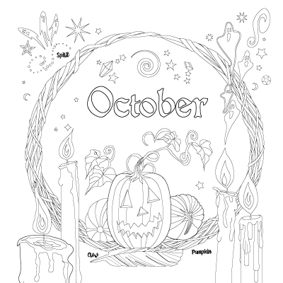 Financial Planner Pages Coloring Pages