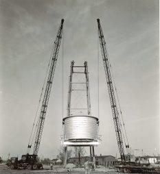 Kaleva Water Tower, 1950s
