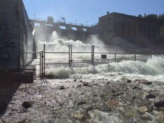 Inland waterways/hydroelectric facilities