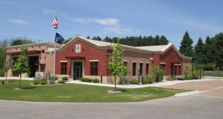 Metro Fire Garfield Twp., the nation's first LEED Gold fire station