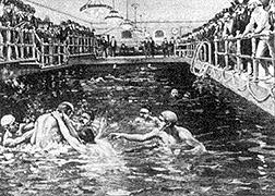 1891 Water Polo Game