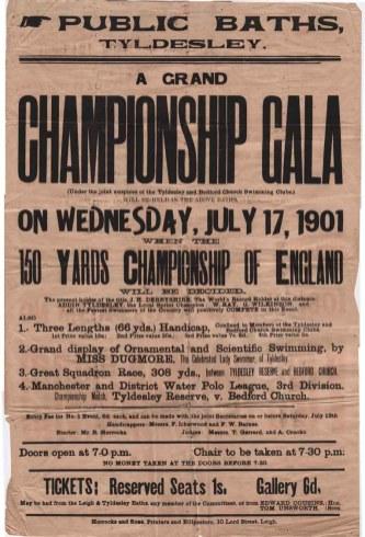 1901-7-17 Gala poster