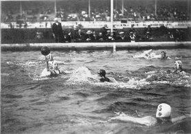 1908 Olympics Final Belgium v United Kingdom