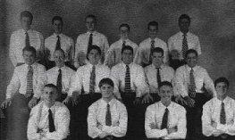 1996 Senior Polo Team