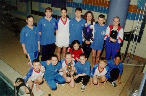 1998 City of Salford Spring Meet