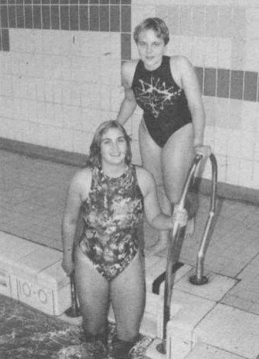 Melanie Fairhurst & Nicola Toone