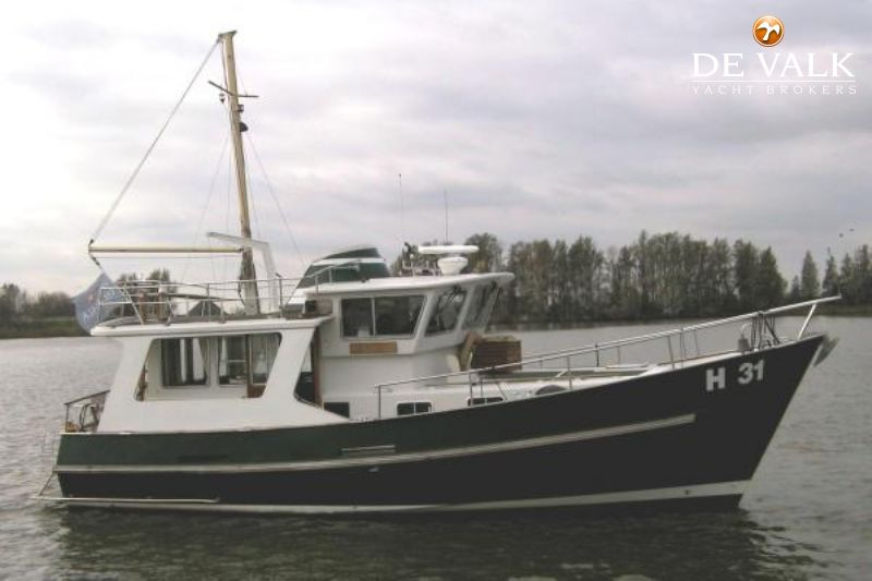 FISHER 38 TRAWLER YACHT Motor Yacht For Sale De Valk