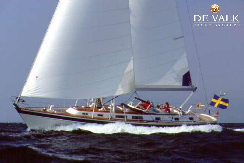 HALLBERG RASSY 53 Sailing Yacht For Sale De Valk Yacht Broker