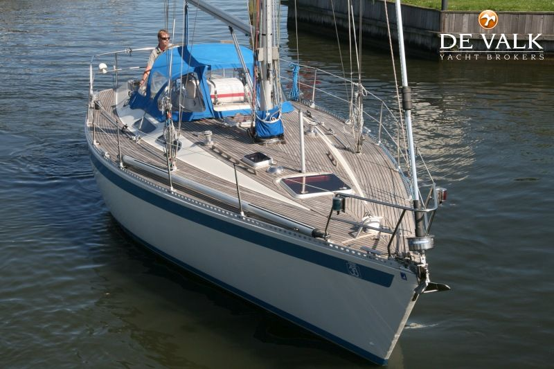 SWEDEN YACHTS 38 Sailing Yacht For Sale De Valk Yacht Broker