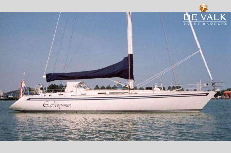 SWEDEN YACHTS 50 Sailing Yacht For Sale De Valk Yacht Broker