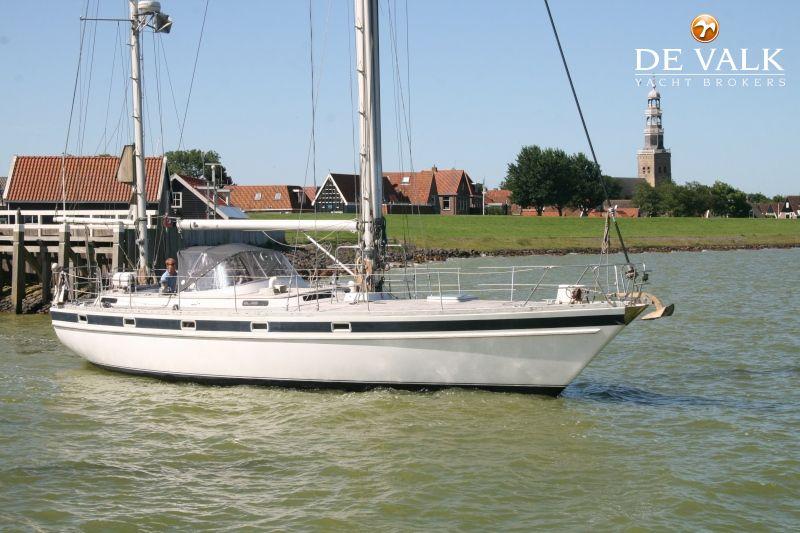 TRINTELLA 44 Sailing Yacht For Sale De Valk Yacht Broker
