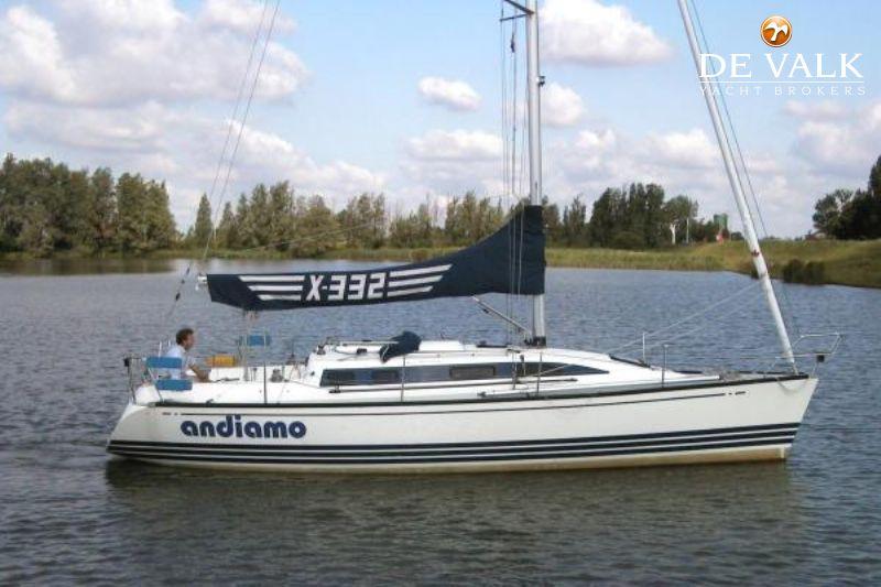 X 332 Sailing Yacht For Sale De Valk Yacht Broker