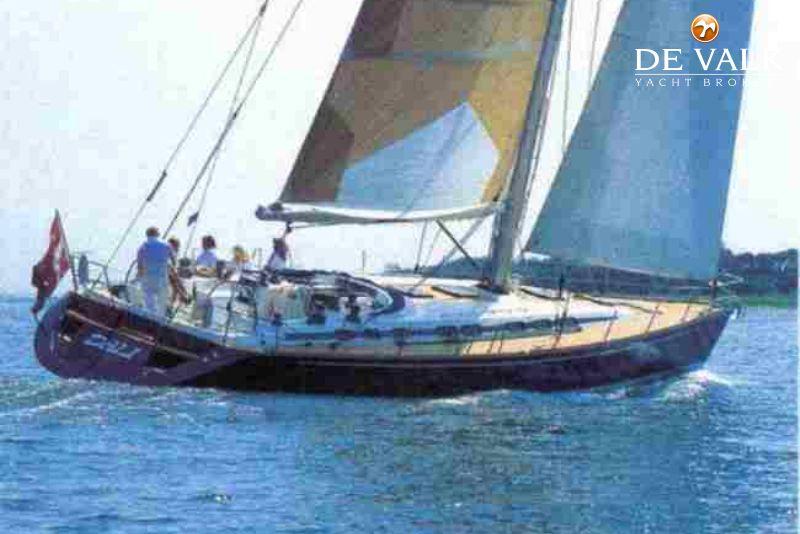 X YACHTS 612 Sailing Yacht For Sale De Valk Yacht Broker