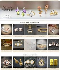 Online Jewellery Store Thumb