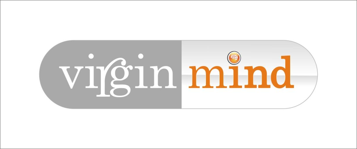 virginmind-2D Logo Designing