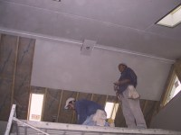 Pin Hanging Drywall Ceiling on Pinterest