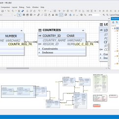 Visual Studio Database Project Diagram How To Read Automotive Wiring Symbols Oracle Designer Entity Relationship Tool For