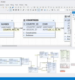 combined with zooming in and out and quick moving to the needed area these features add extra convenience to using this data model diagram tool  [ 1200 x 850 Pixel ]